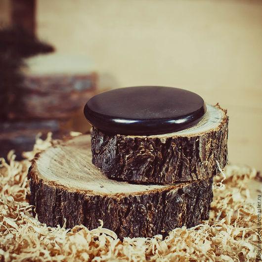 Массажные плитки ручной работы. Ярмарка Мастеров - ручная работа. Купить Шунгит! Массажный камень из натурального шунгита. #M1. Handmade.
