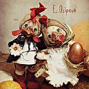 Куклы и игрушки ручной работы. Ярмарка Мастеров - ручная работа Семейка. Handmade.