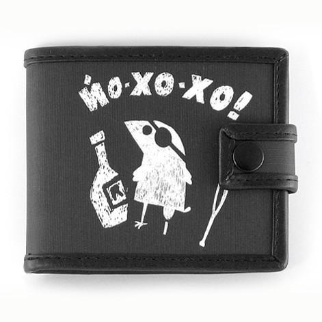 Bags & Accessories handmade. Livemaster - handmade. Buy Purse on the button, 'yo-Ho-Ho'.Gift, black