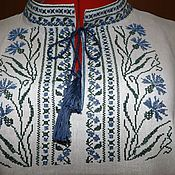 Одежда handmade. Livemaster - original item Women`s embroidery ЖР2-093. Handmade.