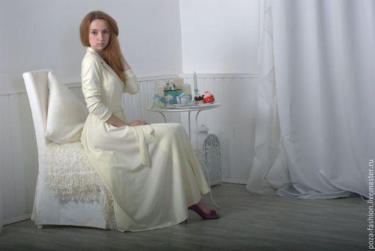 """Платья ручной работы. Ярмарка Мастеров - ручная работа. Купить Платье """"Нега"""". Handmade. Белый, белое платье, нарядное платье"""