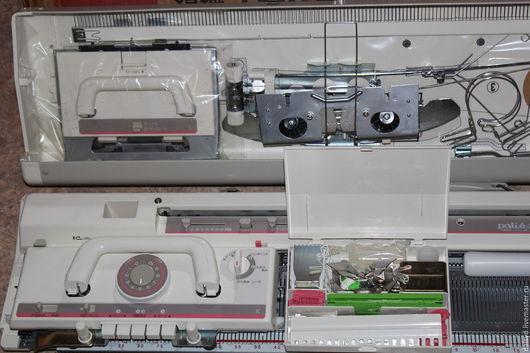 Вязание ручной работы. Ярмарка Мастеров - ручная работа. Купить Вязальная машина 5 кл. Brother KH 891, совершенно новая, Япония. Handmade.