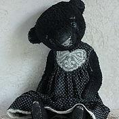 Куклы и игрушки ручной работы. Ярмарка Мастеров - ручная работа мишка тедди Адэлька. Handmade.
