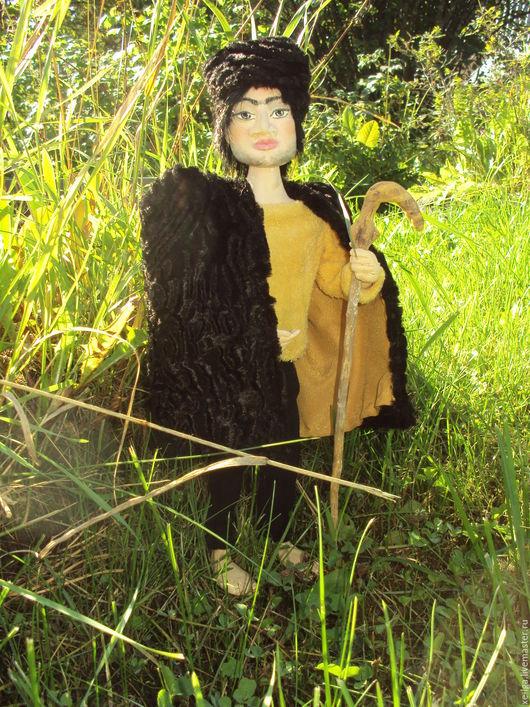 Кукольный дом ручной работы. Ярмарка Мастеров - ручная работа. Купить Пастух Арсен. Handmade. Кукла ручной работы, юноша