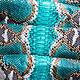 Genuine leather Python. Leather. KolibriLeather. My Livemaster. Фото №4