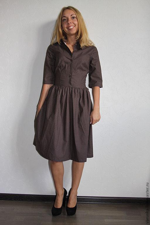 Платья ручной работы. Ярмарка Мастеров - ручная работа. Купить платье № 28. Handmade. Ретро, винтажное платье