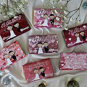 Свадебный салон handmade. Livemaster - original item Wedding chocolate