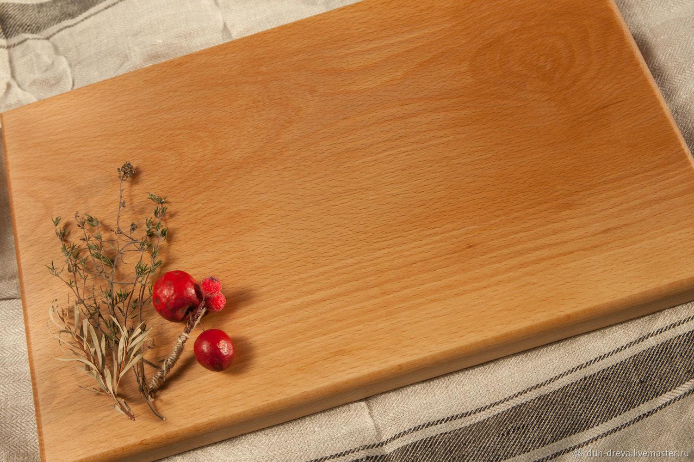 Cutting Board made of beech wood, Cutting Boards, Vladimir,  Фото №1