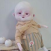 Куклы и игрушки ручной работы. Ярмарка Мастеров - ручная работа Мальчик Хо. Handmade.