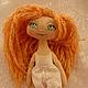 купить куклу, кукла ручной работы, куклы елены пономаревой enkapenka, игровая кукла
