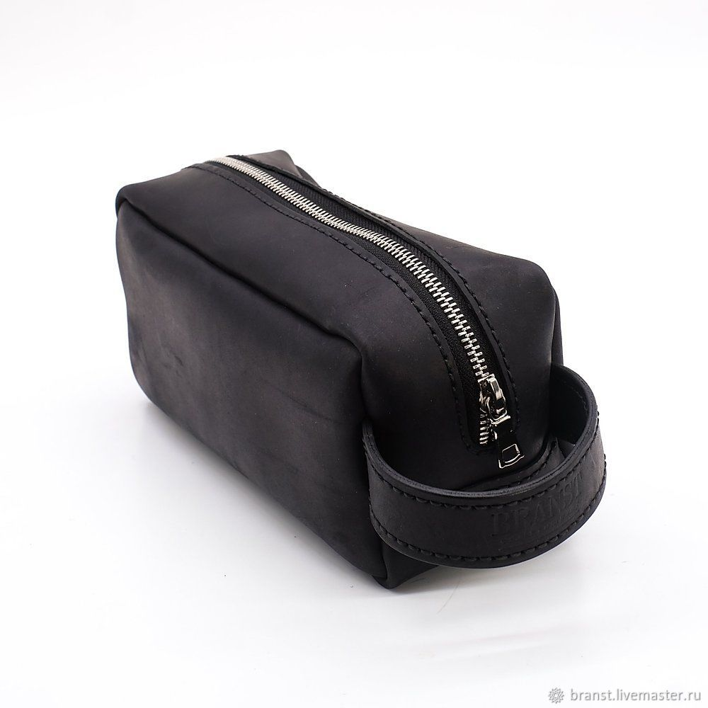 Leather travel bag, Travel bags, Moscow,  Фото №1