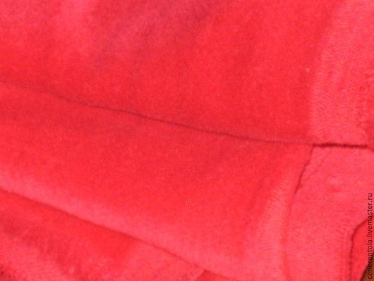 Реставрация. Ярмарка Мастеров - ручная работа. Купить винтажныи итальянский бархат. цвет красный.. Handmade. Ярко-красный, кукольная одежда
