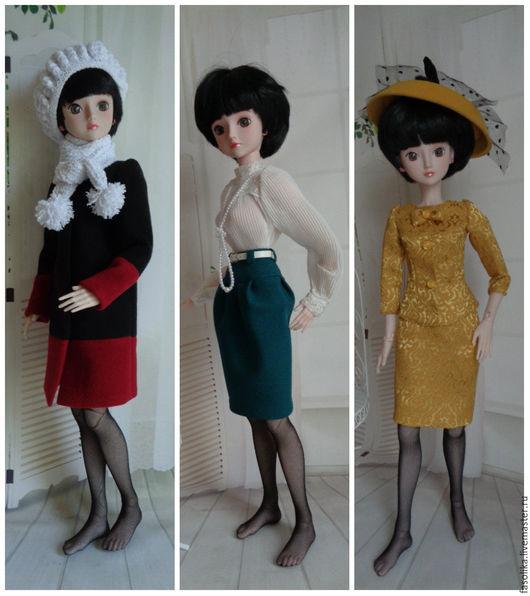 для куклы 60 см.