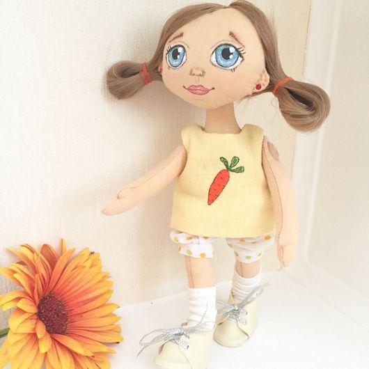 Коллекционные куклы ручной работы. Ярмарка Мастеров - ручная работа. Купить Интерьерная кукла. Handmade. Ручная работа, кукла, handmade