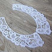 handmade. Livemaster - original item Collar Lace 3. Handmade.