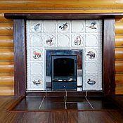 Для дома и интерьера handmade. Livemaster - original item Portal for oven