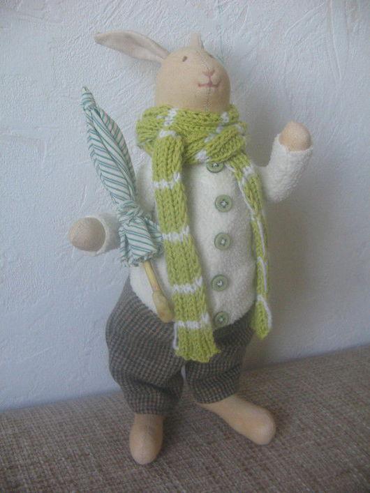 Коллекционные куклы ручной работы. Ярмарка Мастеров - ручная работа. Купить Кроль. Handmade. Кролик