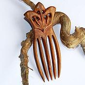 Украшения handmade. Livemaster - original item Hairpin - comb