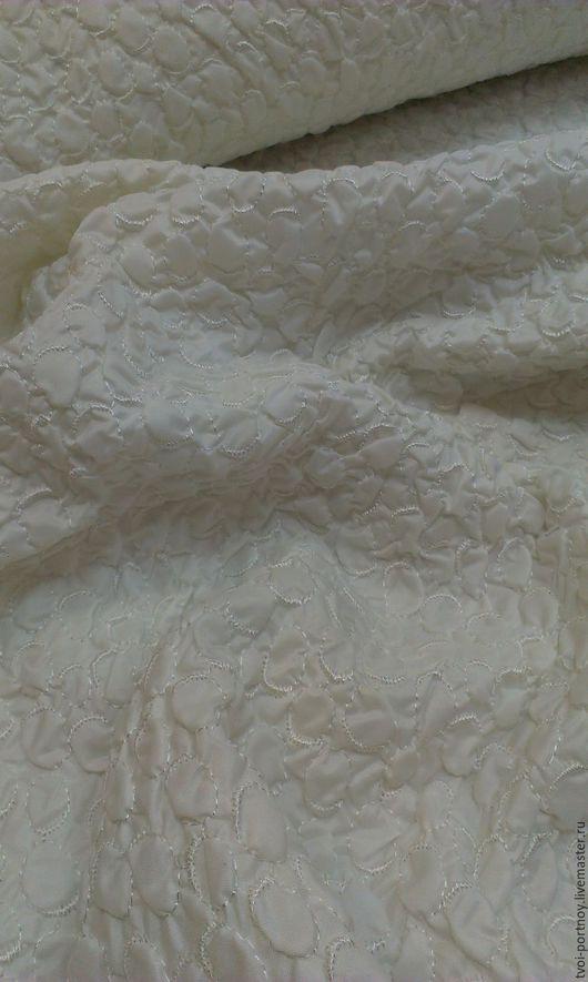 Шитье ручной работы. Ярмарка Мастеров - ручная работа. Купить Курточная ткань. Handmade. Италия, курточные ткани, синтепон
