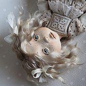 Куклы и игрушки ручной работы. Ярмарка Мастеров - ручная работа Бетти, кукла будуарная подвижная. Handmade.