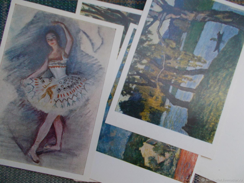 Что это, набор открыток с живописью