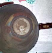 Винтаж ручной работы. Ярмарка Мастеров - ручная работа кофейный набор для двоих Италия. Handmade.