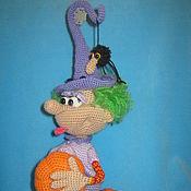 Куклы и игрушки ручной работы. Ярмарка Мастеров - ручная работа Ведьмочка. Handmade.