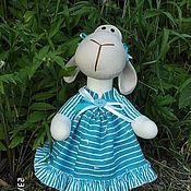 Куклы и игрушки ручной работы. Ярмарка Мастеров - ручная работа Овечка Соня. Handmade.