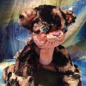 Куклы и игрушки ручной работы. Ярмарка Мастеров - ручная работа Крылатый тигренок Лёпа. Handmade.