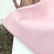 Материалы для творчества ручной работы. Ярмарка Мастеров - ручная работа Ткань хлопок Розовый. Handmade.