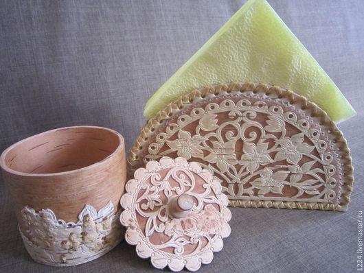 Декоративная посуда ручной работы. Ярмарка Мастеров - ручная работа. Купить Набор для кухни. Handmade. Кухня ручной работы