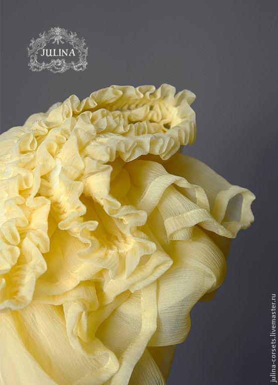 Блузка желтого цвета доставка