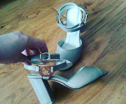 Обувь ручной работы. Ярмарка Мастеров - ручная работа. Купить Босоножки. Handmade. Индивидуальный пошив, индивидуальный дизайн, авторская работа