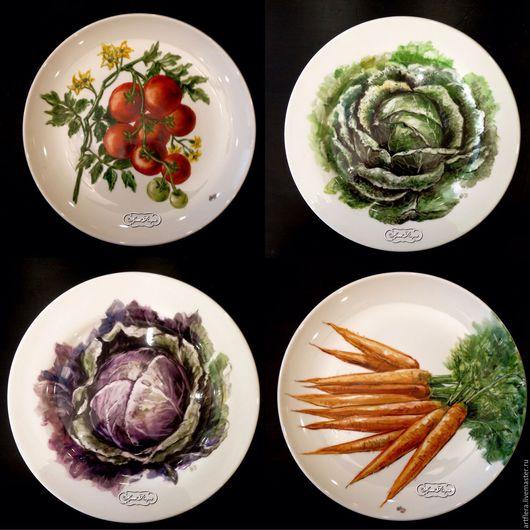 Украшаем блюда новому году