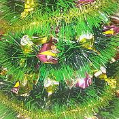 Подарки к праздникам ручной работы. Ярмарка Мастеров - ручная работа Елочка с конфетами. Handmade.