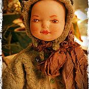 Куклы и игрушки ручной работы. Ярмарка Мастеров - ручная работа Малыш Васятка. Handmade.