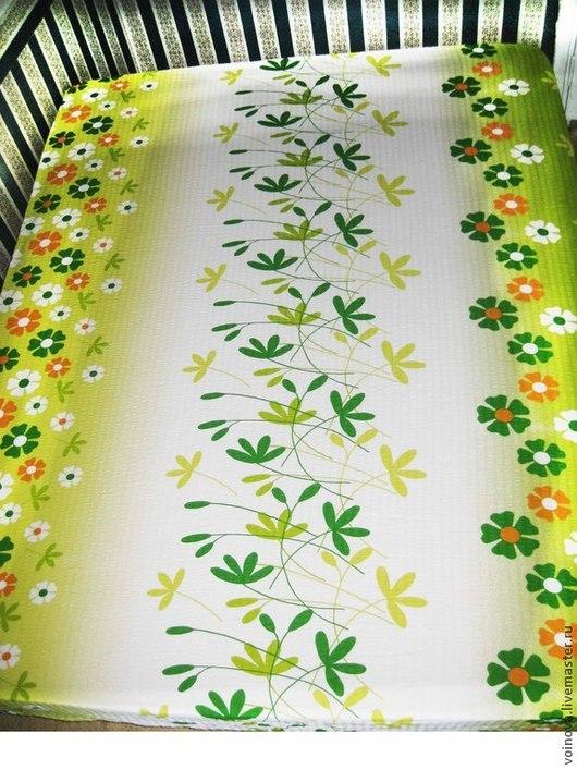 Текстиль, ковры ручной работы. Ярмарка Мастеров - ручная работа. Купить простыня на резинке из жатки крепа хлопок 100%. Handmade.