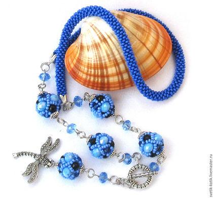 украшение, украшение на шею, украшение на каждый день, праздничное украшение, колье, бусы, сотуар, ожерелье, украшение голубо, украшение, стильное украшение, вечернее украшение, летнее украшение