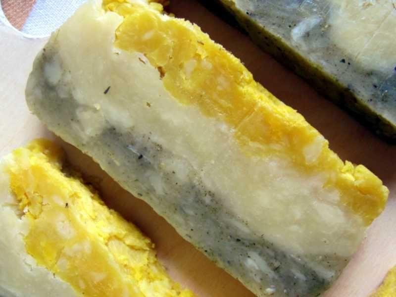 soap from scratch 'Solar Castilian', Soap, Solovki,  Фото №1