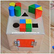 Куклы и игрушки handmade. Livemaster - original item Toy