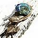 """Кулоны, подвески ручной работы. Кулон """"Тайное движение"""" из серии """"Неспешность"""". korshinshtein Ольга Коршунова. Ярмарка Мастеров. Lampwork (лэмпворк)"""