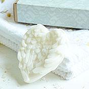 Косметика ручной работы. Ярмарка Мастеров - ручная работа Жасмин - глицериновое мыло. Handmade.