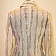 Блузки ручной работы. Заказать Блуза-рубашка. Анна Ломакина (LANNI). Ярмарка Мастеров. Блузка, сорочечная ткань