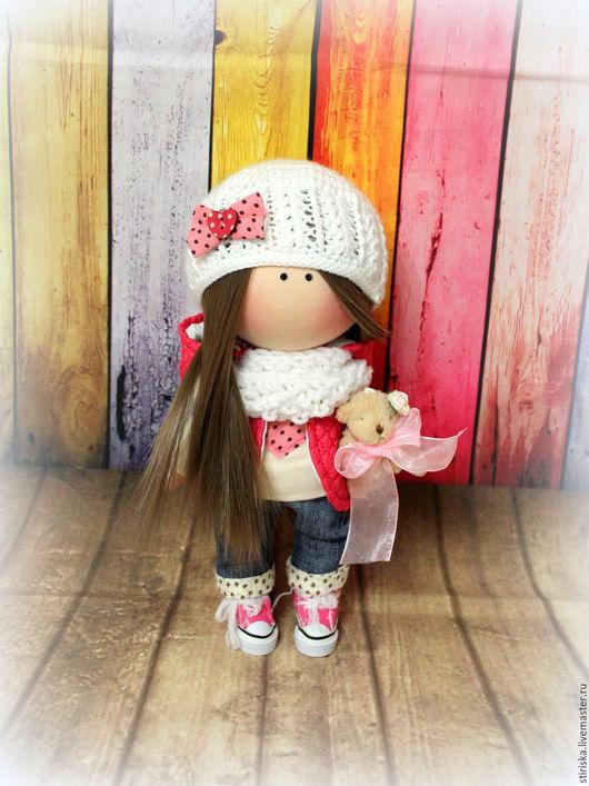 Куклы тыквоголовки ручной работы. Ярмарка Мастеров - ручная работа. Купить Интерьерная кукла ручной работы. Handmade. Комбинированный