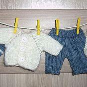 Куклы и игрушки ручной работы. Ярмарка Мастеров - ручная работа Одежда для кукол и мишек (их друзей). Handmade.