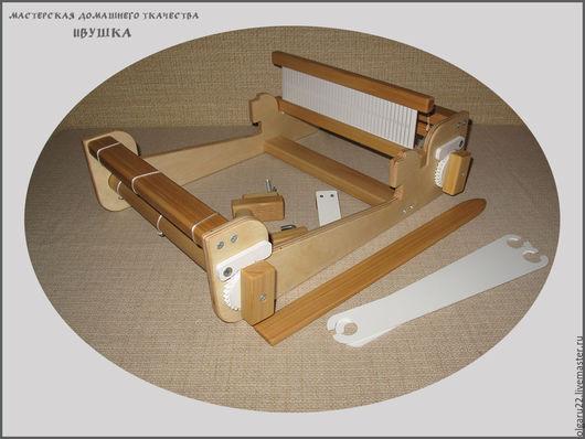 Другие виды рукоделия ручной работы. Ярмарка Мастеров - ручная работа. Купить Ткацкий станок (25см). Handmade. Ткацкий станок