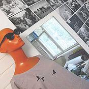 Одежда ручной работы. Ярмарка Мастеров - ручная работа летят утки :). Handmade.