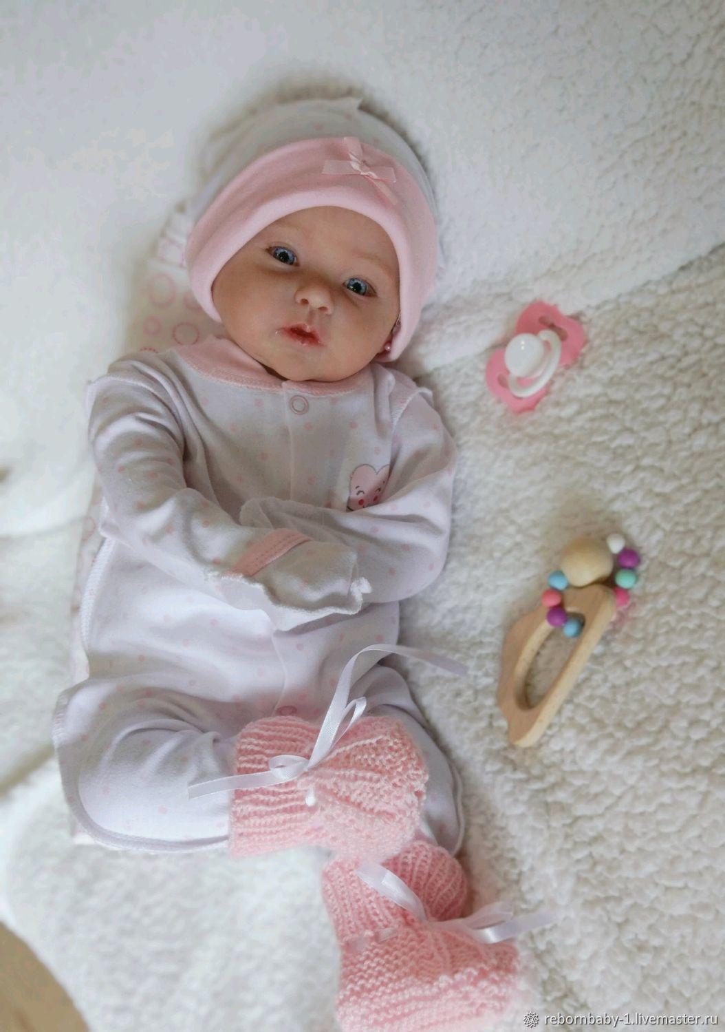 Кукла реборн Равен 2, Куклы Reborn, Оренбург,  Фото №1