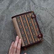 Блокноты ручной работы. Ярмарка Мастеров - ручная работа Блокнот софтбук А6 Индия. Handmade.
