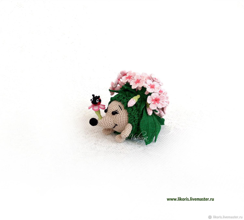 """Флокс! Коллекция """"Цветочные Ёжики!"""", Мягкие игрушки, Новосибирск,  Фото №1"""